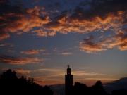 ciel de marrakech