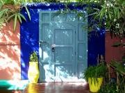 élement architecturale maroc