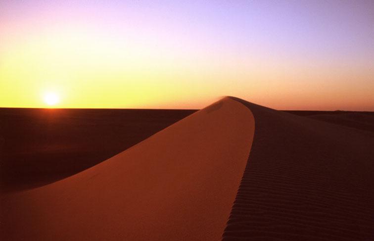 le vent du sahara